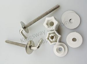 Thomas Dudley C76  Toilet Seat Fittings